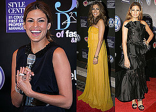 Photos of Eva Mendes in Australia Talking About Her Banned Calvin Klein Ad