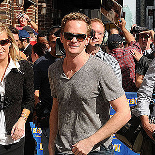 Photo of Neil Patrick Harris at Ed Sullivan Theater