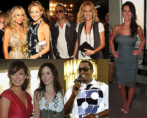 Photos of Kate Hudson, Rachel Zoe, Audrina Patridge, Agyness Deyn, Kelly Osbourne, Mary-Louise Parker
