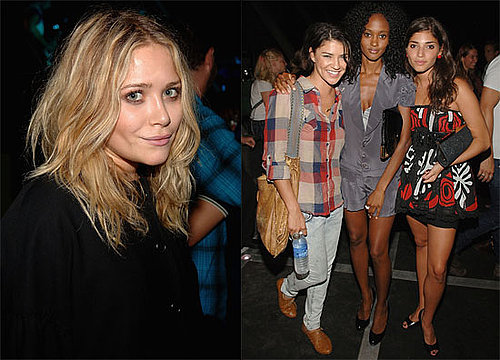 Photos of Mary-Kate Olsen, Solange Knowles, Jessica Szohr at Mini Rooftop NYC Opening Party