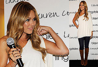 Photos of Lauren Conrad Presenting Her Fall Collection at Bloomingdale's
