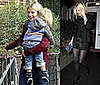 Photos of Gwyneth Paltrow Carrying Moses Martin