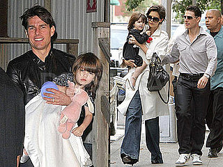Photos of Suri Cruise in New York
