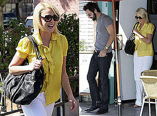 Photos of Katherine Heigl and Josh Kelley in Los Feliz