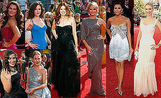 Red Carpet Photos Of 2008 Emmy Awards Including Christina Applegate, Heidi Klum, Lauren Conrad, Mary Louise Parker and More