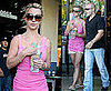 Britney&#039;s on Her Way Back and So Are Her Frappuccinos