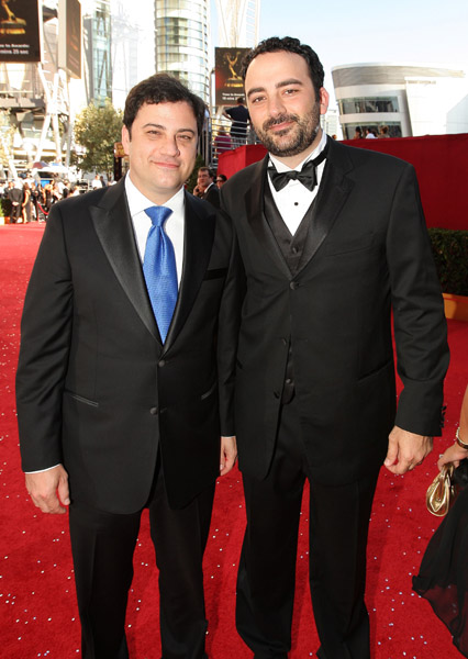 Men's Emmy Red Carpet