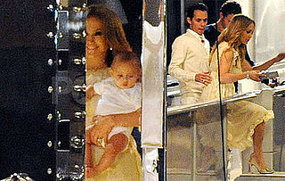 Jennifer, Marc, and the Twins' Glamorous St. Tropez Yacht Life