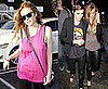 Lindsay Lohan and Samantha Ronson Blog About Travis Barker and DJ AM Plane Crash