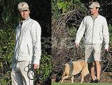 Jon Hamm at the Dog Park