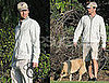 Mad Men's Jon Hamm at the Dog Park in LA