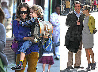 Photos of Matthew Broderick and Sarah Jessica Parker Holding Hands in New York City