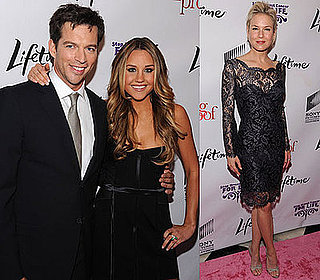 Photos of Renee Zellweger, Harry Connick Jr. at Lifetime's Living Proof Premiere in New York City