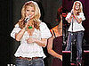 Photos of Jessica Simpson Performing in Canada