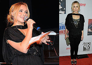 Photos of Hayden Panettiere at Declare Yourself's Party in LA