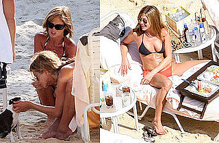 Bikini Photos of Jennifer Aniston in Mexico