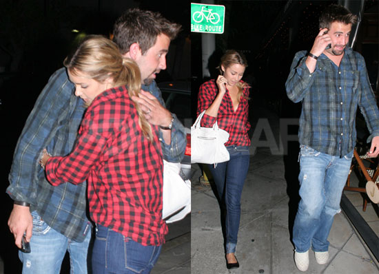 Lauren and Jason Out in LA