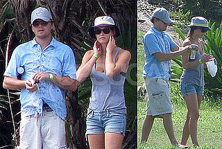 Photos of Leonardo DiCaprio and Bar Refaeli in Mexico Together