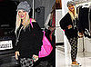 Photos of Christina Aguilera Out Shopping in LA
