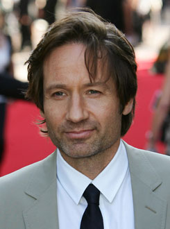 Photo of David Duchovny, Who Was Released From Rehab For Sex Addiction