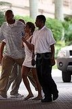 Beyonce and Jay-Z in Miami