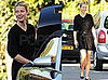 Photos of Gwyneth Paltrow Heading to Her Car in London