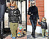 Photos of Gwyneth Paltrow and Moses Martin Out in London 2008-10-16 16:00:48