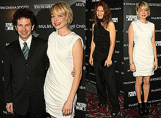 Photos of Michelle Williams, Catherine Keener, Charlie Kaufman at NYC Premiere of Synecdoche, New York