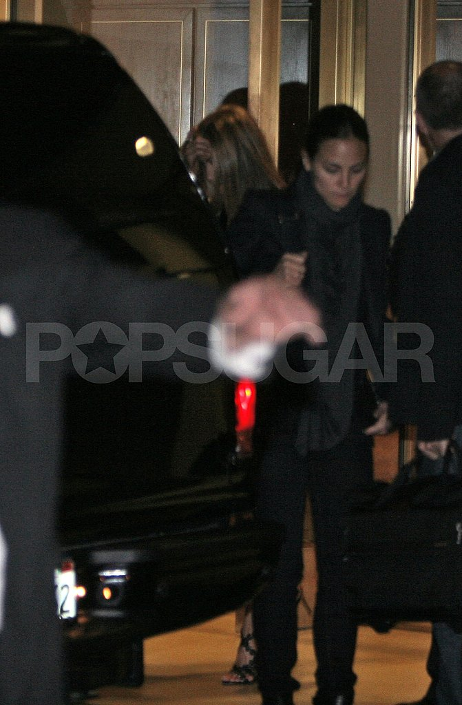 John and Jen Out in LA