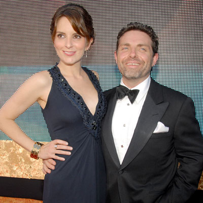 No. 5 Tina Fey and Jeff Richmond