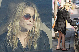 Photos of Mary-Kate Olsen Involved in Minor Car Accident, Olsen Twins to be On Oprah October 23