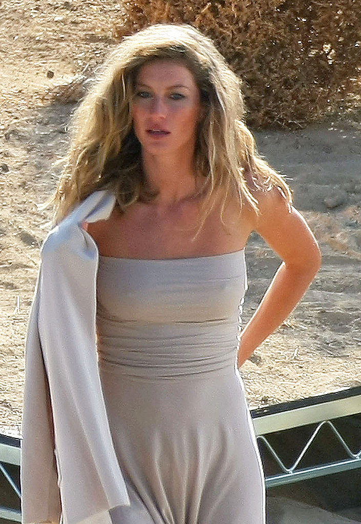 Gisele's Hot Photo Shoot