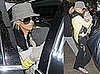 Photos of Christina Aguilera and Max Bratman in NYC