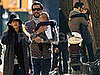 Photos of Jessica Alba, Cash Warren, Honor Warren in New York City