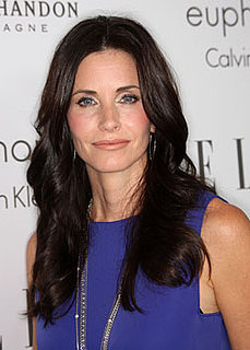 Courteney Cox Back on TV in Cougar Town