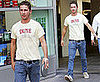 Photos of Shia LaBeouf Wearing a Dune T-Shirt