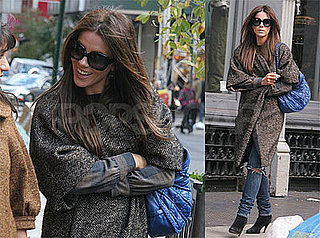 Photos of Kate Beckinsale Shopping at Lucky Kid in Soho