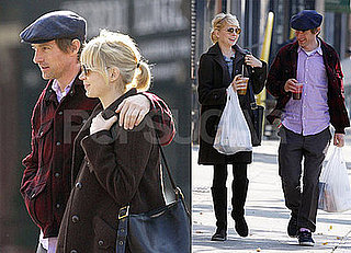 Photos of Michelle Williams and Spike Jonze Walking in Brooklyn