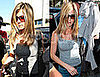 Photos of Jennifer Aniston Coming Out of The Ivy in LA