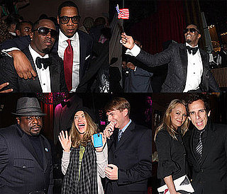 Photos of Diddy's Birthday Party With Jay-Z, Ben Stiller, Rebecca Gayheart, Cedric the Entertainer and More