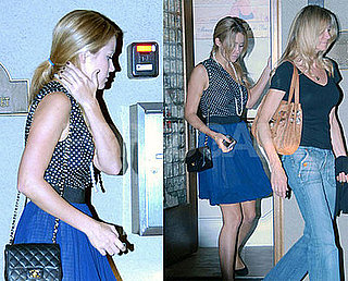 Photos of Lauren Conrad in Polka Dots in LA