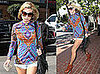 Photos of Kate Moss Shopping at Fred Segal in LA