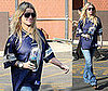 Photos of Jessica Simpson In Cowboys Shirt, Ashlee Has Labor False Alarm