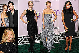 Photos of Nicole Richie, Joel Madden, Rosario Dawson, Maria Bello at the 2008 Environmental Media Awards