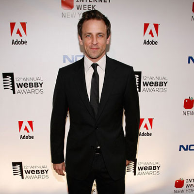 No. 12 Seth Meyers
