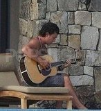 Gavin and Kingston Playing Music in Hawaii