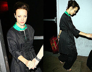 Photos of Rachel McAdams At Beso in LA
