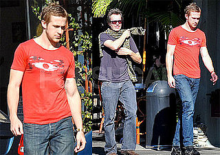 Photos of Ryan Gosling at Lunch with Gary Oldman