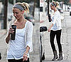 Photos of Cameron Diaz Leaving a Studio in LA