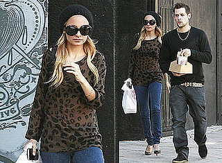 Photos of Nicole Richie and Joel Madden in LA 2008-11-19 04:00:00